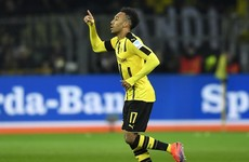 Dortmund edge past Bayern to leave the Bundesliga with shock leaders