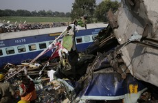 Death toll rises to 120 in horror Indian train crash