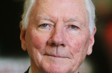 Gay Byrne reveals his doctors believe he has cancer