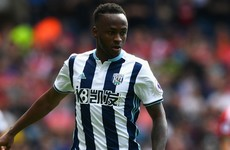 Berahino in 'turmoil' as he returns to France fitness camp
