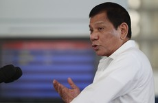 "Philippine President meets his 'hero' Putin to give out about US ""hypocrisy and bullying"""