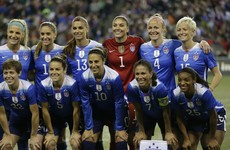 'This is history-making' - US women's national team consider striking over fight for equal pay