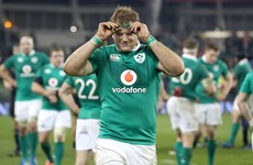 Jamie Heaslip: Ireland don't just switch discipline on and off come game day