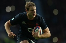 Launchbury banned for England's remaining Tests after 'recklessly' kicking opponent