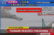'Evacuate immediately': Tsunami warning after magnitude 7.3 earthquake hits off Fukushima