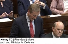 """Ministers on their own can't operate solo runs"": Taoiseach fields questions about Minister Ross"
