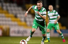 Significant coup for Pat's as Rovers midfielder leaves for Inchicore