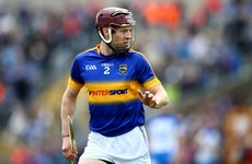 Two-time Tipperary All-Ireland senior hurling medalist Stapleton has retired
