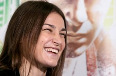 Katie Taylor fit and ready to embark on exciting journey with a point to prove