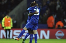 Leicester march into Champions League last 16, Spurs crash out