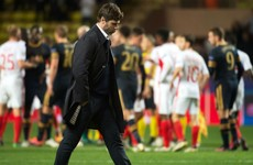 Pochettino cites need for change after Spurs' UCL exit