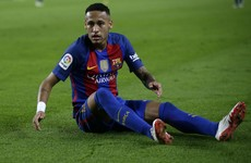 Spanish prosecutors seek 2-year jail term and €10 million fine for Neymar