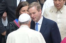 Enda's diplomatic mission: Taoiseach to pledge 'government support' for Pope's visit to Ireland