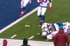 Bills ban throwers of 'Tom Brady' dildo for life