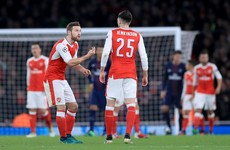 Arsenal squander chance to claim top spot at home to PSG