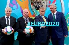 John Delaney on Euro 2020, unhappy Shelbourne fans and LOI progress