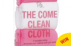 These makeup removing cloths from Penneys are a total game-changer