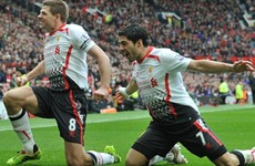 'You're like a brother to me' - Suarez's impassioned message to retiring Gerrard