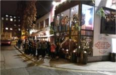 A Dublin pub hosted a genius 'pop up Gaeltacht' last night