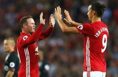 Zlatan says 'perfect player' Rooney deserves more respect