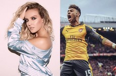 Little Mix's Perrie Edwards is 'officially' dating this England footballer... it's the Dredge