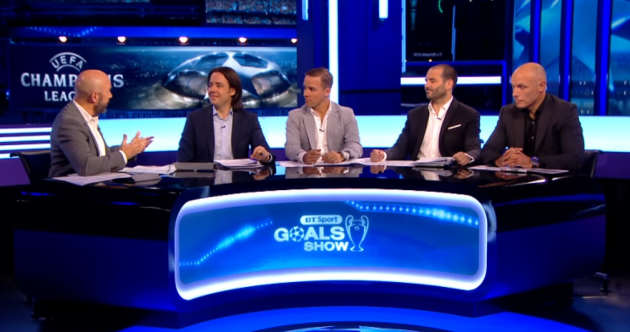 BT's Goals Show is the best way to watch football right now