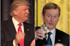 Almost a third of people think Enda shouldn't meet Trump at the White House