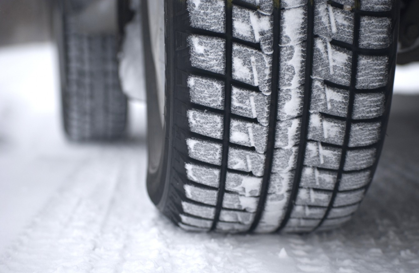 Do I Need To Put Winter Tyres On My Car Thejournal