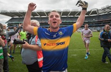 No return plans for Tipperary football captain as he settles into life in Dubai