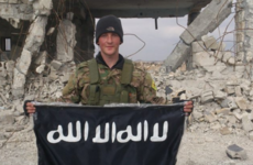 'You could be wiped out at any moment': Irishman on fighting Isis in Syria