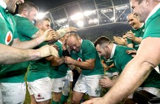 Promising young stars, a Rory Best performance and November success