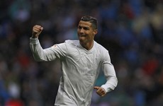 This clinical Ronaldo double has helped extend Real's lead over Barcelona
