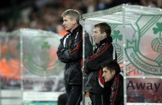 Hoop dreams: Stephen Kenny confirms talks with Shamrock Rovers