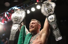 Conor McGregor has been officially stripped of his UFC featherweight title