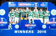 Rodgers secures first major trophy as dominant Celtic claim Scottish League Cup