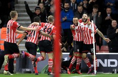 Sims stars on debut as Southampton inflict defeat on former boss Koeman