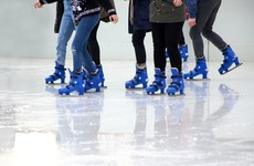 Ice rink using dead fish to attract visitors forced to shut down