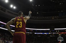 The King stay The King as LeBron records another triple double