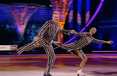 Wife of Putin aide performs controversial 'Holocaust dance' on Russian celebrity ice dancing programme