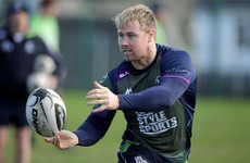 Ex-Connacht winger Fionn Carr included in Ireland 7s squad for Dubai