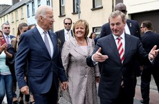 Row breaks out over delay in garda pay for Joe Biden visit