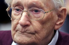 German court rejects 95-year-old Auschwitz guard's appeal