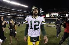 Rodgers stars as Packers snap losing streak against Eagles