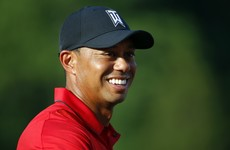 Woods looks 'pretty good' as comeback nears