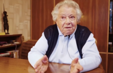 89-year-old Holocaust survivor warns Austrians not to vote for far-right party