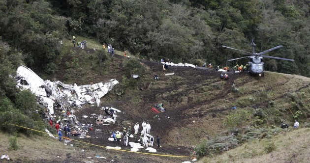 What we know so far about the plane crash that killed a Brazilian football team