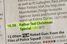 10 reasons why the RTÉ Christmas Guide is an essential part of Irish Christmas