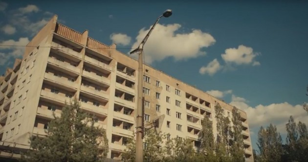 Frozen in time: Looking inside the abandoned towns inside the Chernobyl exclusion zone