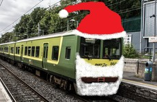 Late night Dart and commuter trains back for Christmas and New Year