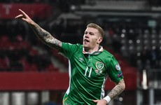 James McClean: I felt a bit insulted by Trapattoni